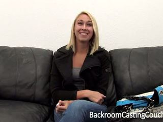 audition, first time, cream pie