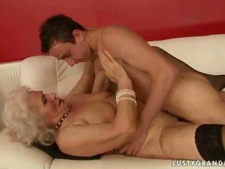 blowjobs, granny, moms and boys