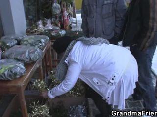 realitet, i vjetër, gjyshe