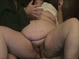 babunia, tłuszcz, fisting