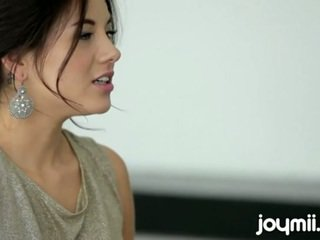 Shyla jennings surprised by toy