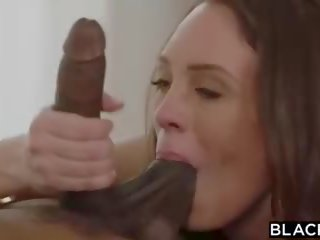 Blacked Spoiled Rich Girl Cheats with Two Bbcs: HD Porn 87