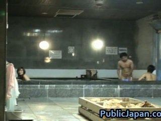 Haruka sasai アジアの female gangbangs 1