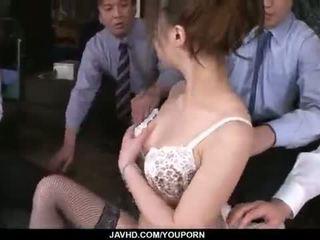 agréable japonais regarder, chaud vibreur vous, en ligne chatte rasée tous