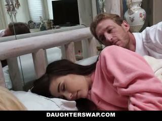 Daughterswap - daughters прецака по време на sleepover