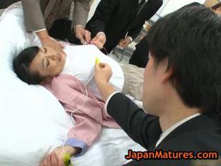 Γερασμένο natsumi kitahara σε Καυτά