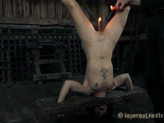 Hardcore clamping od vroče jugs