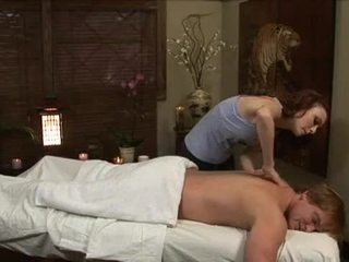 Zoe voss - the masseuse
