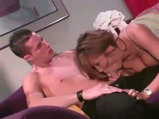double penetration, big tits, pornstars