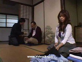 japānas, vīrs, interacial