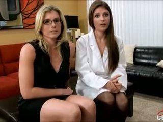 brunette, oral sex, cum shot
