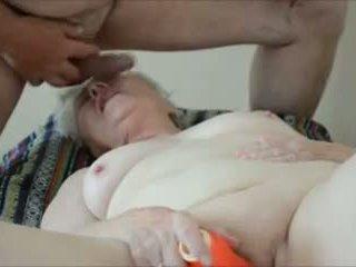 Homemade Compilation: Free Granny Porn Video 02