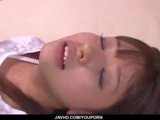 Buruma Aoi Cock Riding Beauty Wants to Swallow