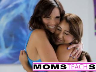 Mom and daughter fuck monster cock - Porn Video 891