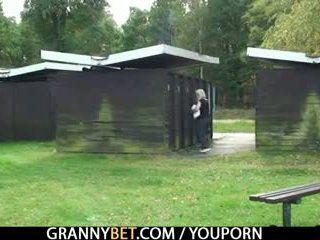 realybė, senas, senelė