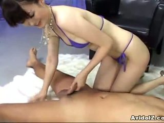 Ai himeno loves コック いじめる と グループ masturbation