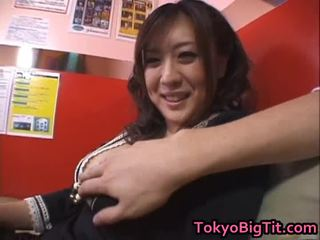 Nana aoyama engulfing dong v coffee obchod