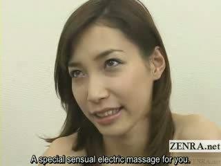 japānas, rotaļlietas, vibrators