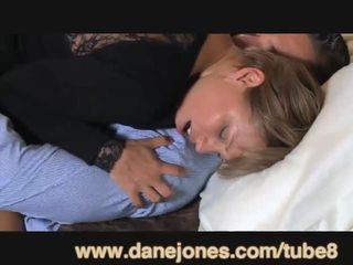 Danejones 热 性感 妈妈 品牌 他 附带 硬