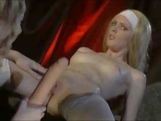 blondjes, lesbiennes, anaal
