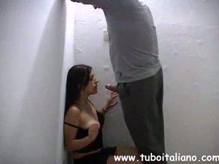 bigtits, amatoriale, italienisch