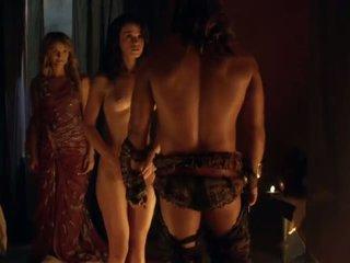 Spartacus sesso scene complication