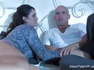 Alison tyler in ji male gigolo