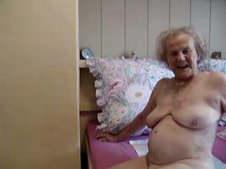 Dědeček having grate pohlaví s jeho starý babičky video