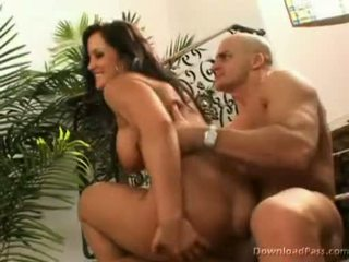 Sexually excited mqmf lisa ann cabalgando su youthful chaps rojo caliente coño póquer