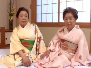 japānas, bbw, vecenīte