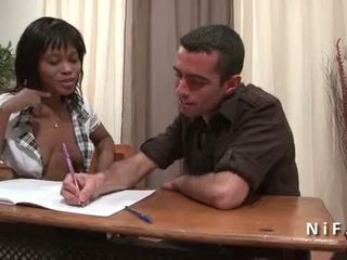 porno, neuken, student