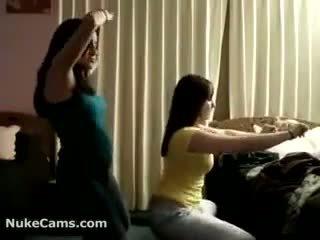 Klotter flickor från turkey dansa