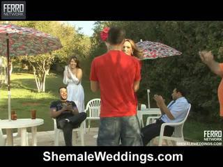 Forró kétnemű weddings mov starring senna, alessandra, patricia_bismarck