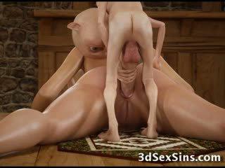 3d hobbits dhe tentacles qij vajzat!
