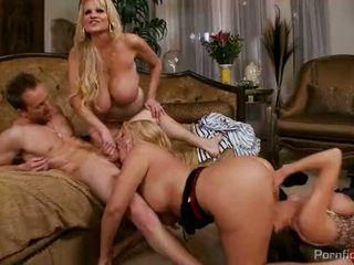 Karen fisher, veronica avluv und kelly madison