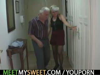eski, euro, büyükanne