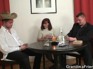 Strip Poker Leads To 3 Some
