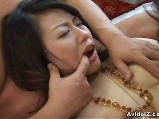 Sexy Asian Babe Twofold Mouthjob And Hot Sex