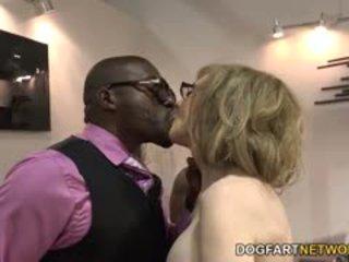 Nina Hartley Fucks Black Guys For Votes