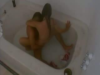 Hardcore Fuck In Bathroom