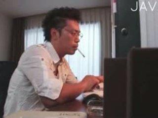 japānas, big boobs, aptaustīšana