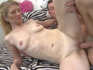 Mature Mom and Kinky Son Having Sex at Home: Free Porn c4