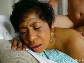 Super σέξι ώριμος/η μαύρος/η bbw είναι ένα πολύ Καυτά γαμώ: πορνό 71