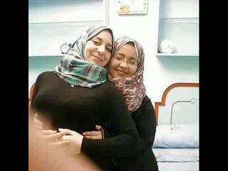 Tunisian 女同志 爱, 自由 爱 色情 视频 19