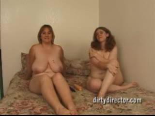 Bbw lesbiennes anaal gaping en neuken