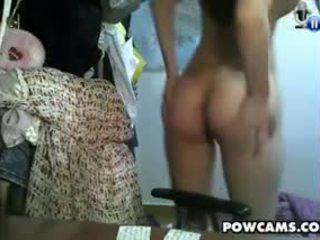 webcam, solo, masturbation