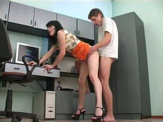 किशोर की उम्र, watching porn, russina