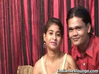 मेच्यूर rakesh साथ हॉट स्टड suman