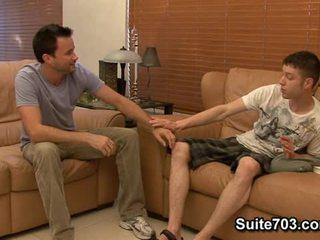 David Scott Meets A New Homosexual Ally