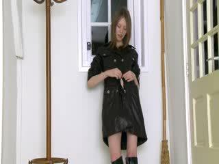 Getblowjob witch ב גבוה שחור מגפיים
